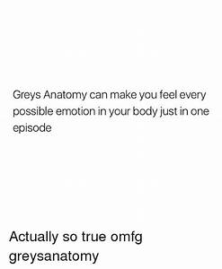 Funny Grey's Anatomy Memes of 2017 on SIZZLE | No One Sees Me