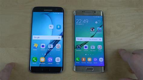 Harga Samsung S6 Edge And S7 Edge samsung galaxy s7 edge vs samsung galaxy s6 edge