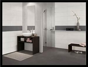 Bilder Moderne Badezimmer : badezimmer fliesen grau modern ~ Sanjose-hotels-ca.com Haus und Dekorationen