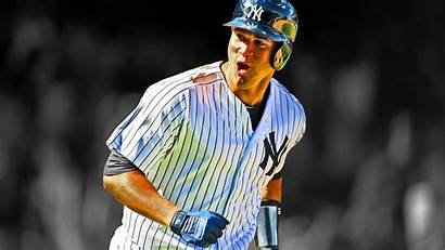 Gary Sanchez Yankees York Walk Smacks Twins