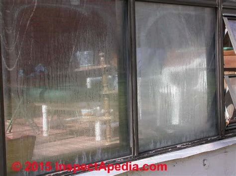 Window Condensation Cause, Cure, Prevention, Resistance