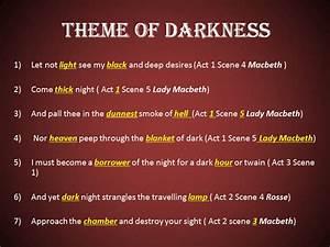 Key quotes – ... Macbeth Scene Quotes