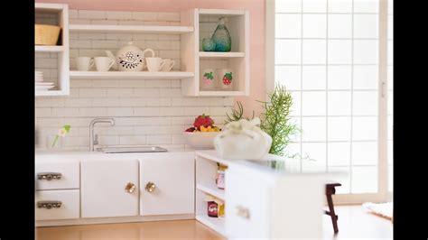 hawaii kitchen cabinets diy miniature kitchen tutorial for dolls nendoroid lps 1588