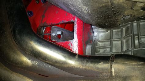 clutch fork rubbing  lakewood bellhousing ford mustang