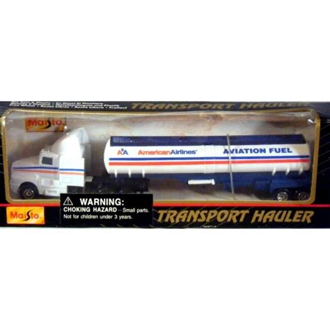Kitchen Depot Airline Highway by Maisto Transport Hauler Series American Airlines