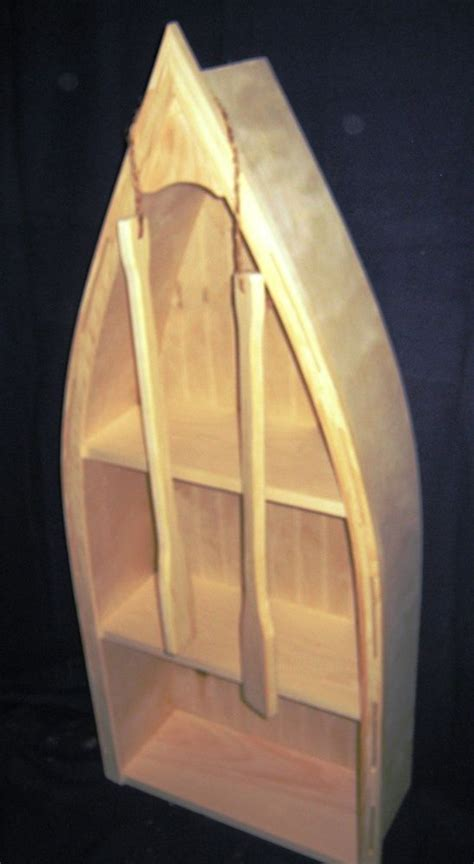 Unfinished Boat Bookshelf by Best 25 Boat Bookcase Ideas On Diy Canoe