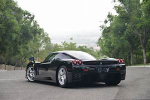 Black Ferrari Enzo for Sale in the US at $3,400,000