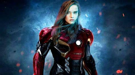 iron mans daughter  avengers endgame tony stark