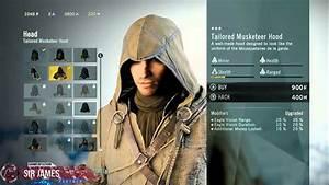 Assassin's Creed Unity Character Customization - YouTube