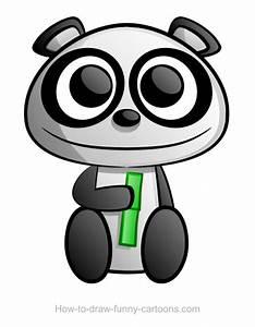 Panda drawing (Sketching + vector)