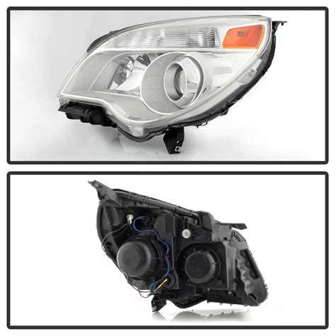 halogen ls for sale 10 13 chevy equinox ltz halogen only wont fit ls lt and hid models oem style headlights chrome