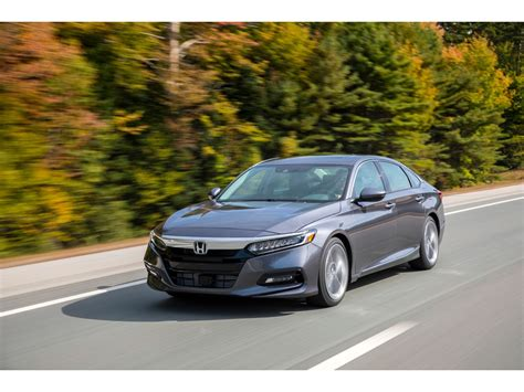 2019 Honda Accord Prices, Reviews And Pictures