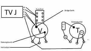 Wiring Advice  Single Tv Jones  Push  Pull Pot And Grease