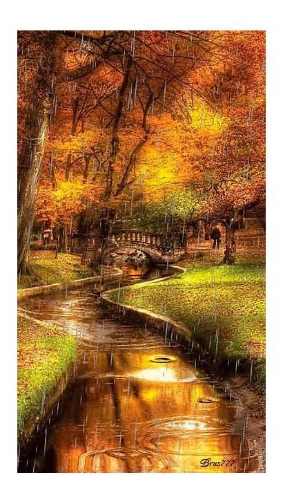 Paysage Anime Philosophie Phrase Fantazia Autumn Fall
