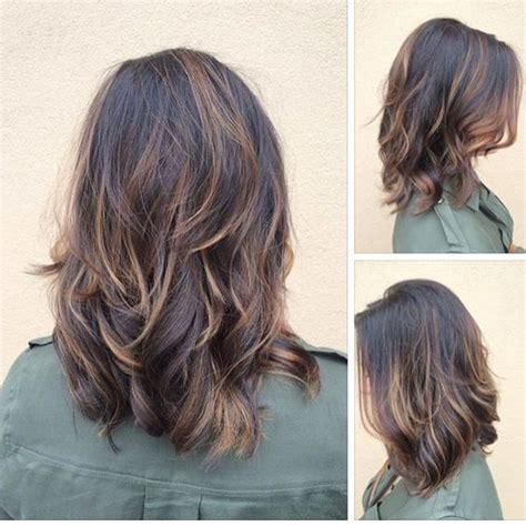 how to style medium layered hair medium length layered hairstyles medium hairstyles for