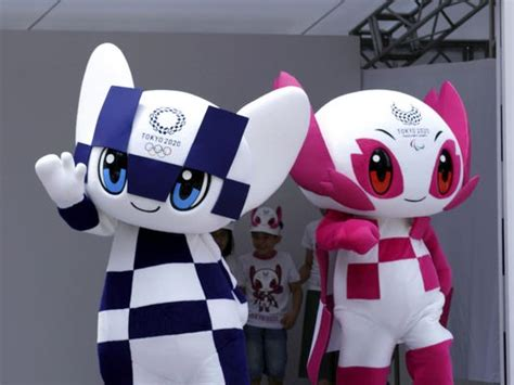 Follow the best athletes in the world and find out who won the most gold, silver and bronze medals. Tokyo 2020 official mascots unveiled at ceremony