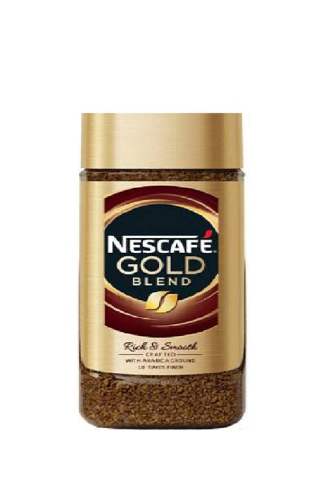 The company's commitment is to maximize the with their popular instant coffee mixes, the company has surely spread its roots in the country. Buy NESTLE Nescafe Gold Instant Coffee 200g Online in India