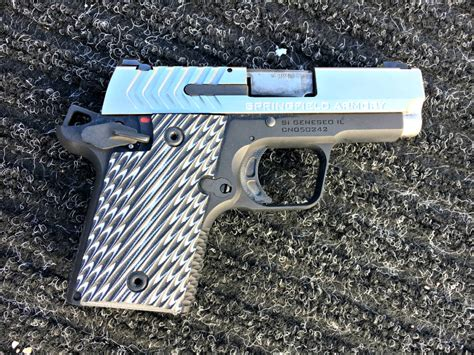 The Springfield Armory 911 You Asked For 9mm Shot Show