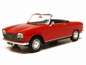 204 Cabriolet Occasion : peugeot 204 cabriolet 1967 norev 1 43 autos miniatures tacot ~ Medecine-chirurgie-esthetiques.com Avis de Voitures