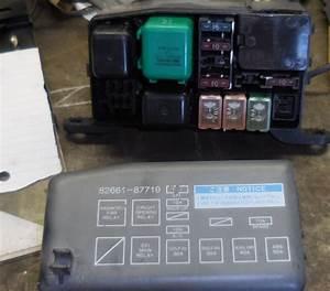 Daihatsu Yrv Fuse Box : need help wiring sr20det into ke55 corolla car ~ A.2002-acura-tl-radio.info Haus und Dekorationen
