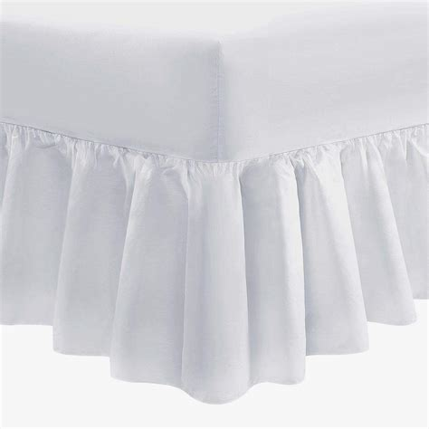Valance Sheet valance sheet box valance fitted valance divan cover