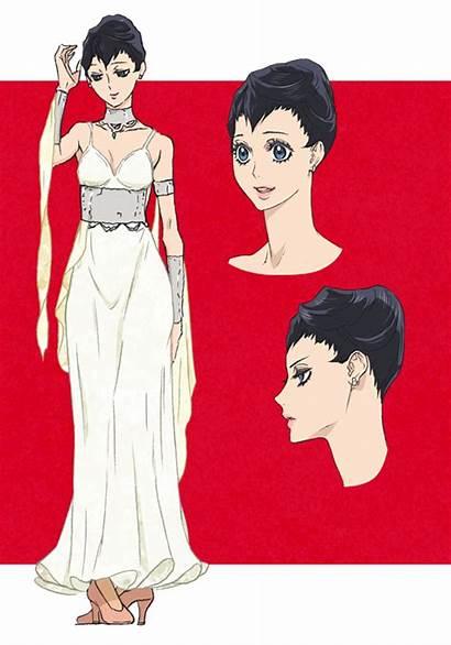 Ballroom Shizuku Hanaoka Youkoso Anime Welcome Official