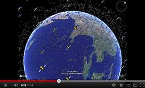 The Sunlight Foundation, Real-time Satellites in Google ...