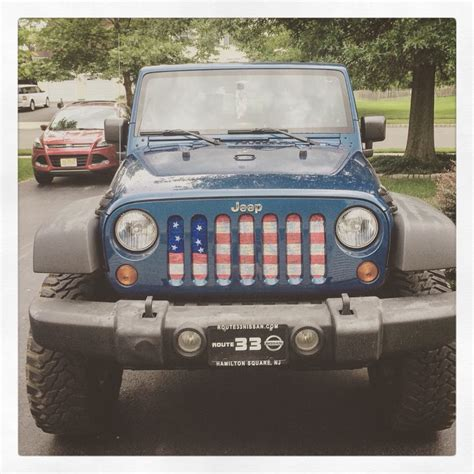 american flag jeep grill 17 best images about keep calm and jeep on on pinterest