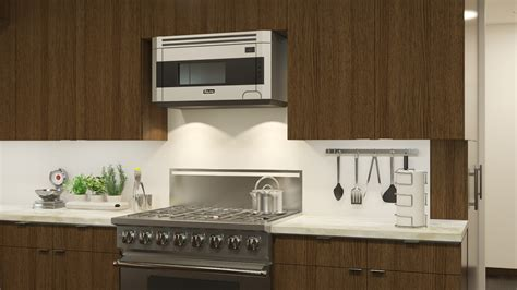 can i put a countertop microwave in a cabinet 13 places to put a microwave in your kitchen