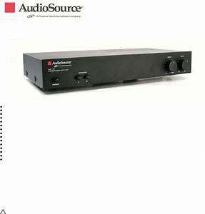 Audiosource Stereo Amplifier Amp 100 User Guide