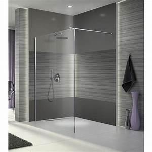 Paroi De Douche 120 : paroi de douche fixe verre transparent 120 cm open 2 ~ Dailycaller-alerts.com Idées de Décoration