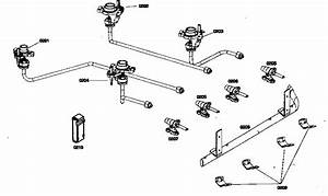 Bosch Range Valves Parts