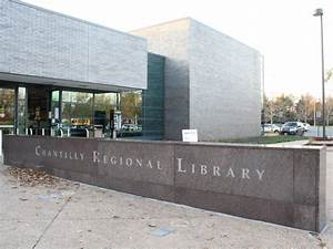 Chantilly Regional Library Hours Change Soon | Chantilly ...