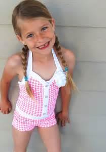 Tween Girl Swimwear Bikinis