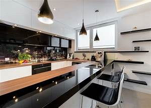 best 25 kitchen designs photo gallery ideas on pinterest With kitchen colors with white cabinets with nyc sticker printing