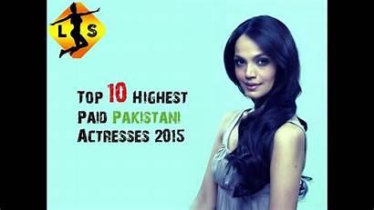 Pakistani Paid Actresses Highest