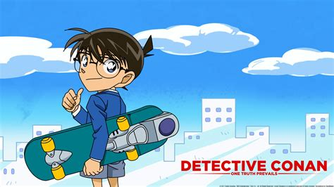 download anime detective conan conan edogawa wallpaper and background 1600x900 id 811573