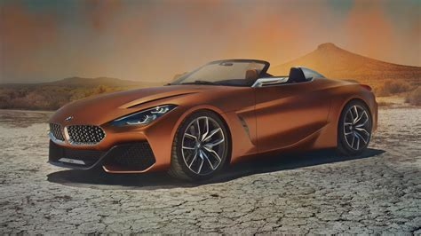 This Is The Brand New Bmw Z4  Top Gear