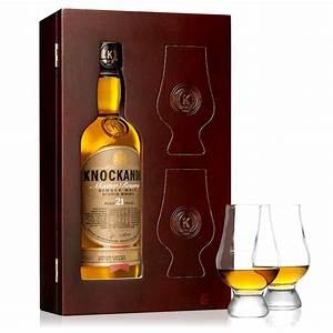 Coffret Verre Whisky : knockando 21 ans coffret 2 verres ~ Teatrodelosmanantiales.com Idées de Décoration