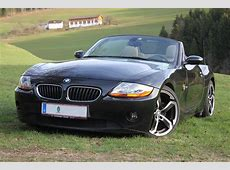 BMW Z4 25I pictures & photos, information of modification