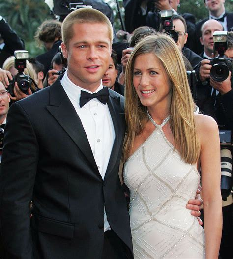 Brad and i are buddies, we're friends, she replied. Brad Pitt Hasn't Yet Reached Out to Jennifer Aniston After ...