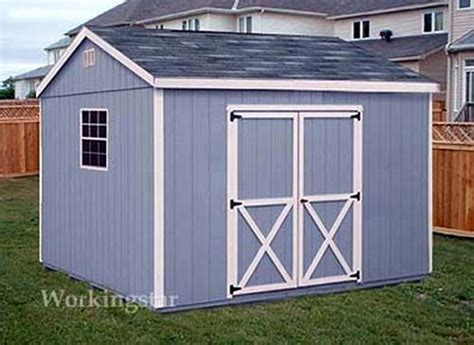 shed plans 10 x 16 10 x 16 gable style storage shed plans building