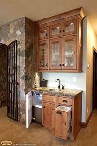 Wet Bar Cabinets