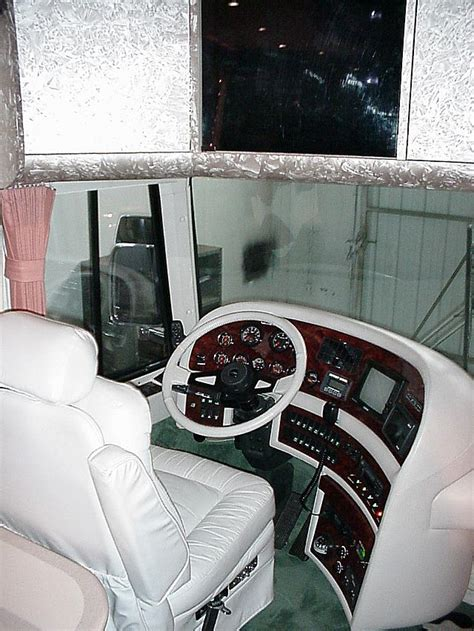 Upholstery Orange County Ca by Rv Cockpit Interior Remodel And Leather Upholstery At