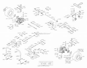 Dixon Speedztr 44  2006  Parts Diagram For Drive Train