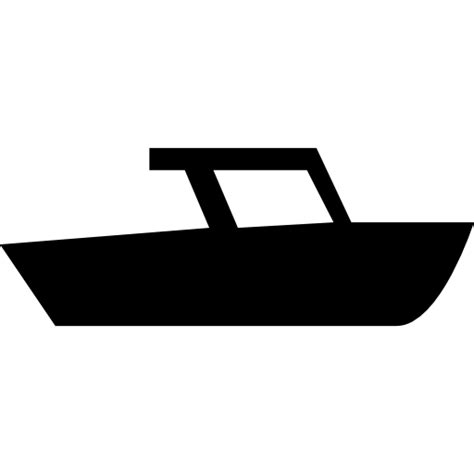 A Boat Icon by Small Boat Free Transport Icons
