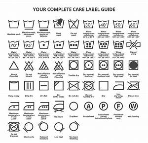 Your Complete Care Label Guide