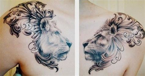 Lion Tattoos That You Can Wear With Pride « Tattoo Articles « Ratta Tattoo