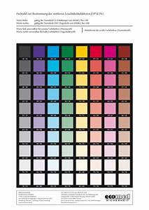 Ral Ncs Tabelle : farbgestaltung in b ror umen reflexionsgrad ~ Markanthonyermac.com Haus und Dekorationen