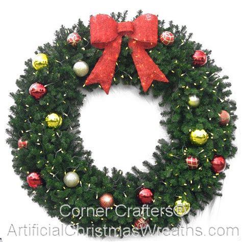 60 inch christmas magic wreath
